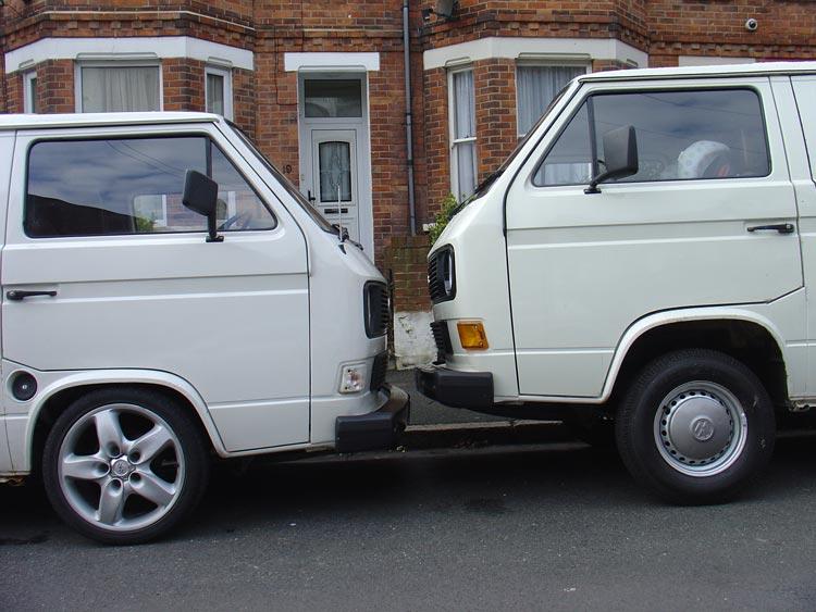 trans porters volkswagen customisation folkestone kent